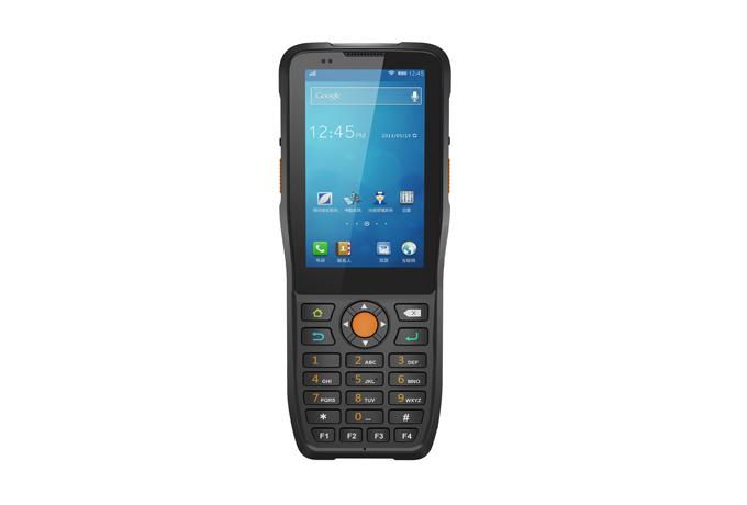 广州捷宝电子科技股份有限公司  ISRE2019 智慧零售展 无人售货展 HT380K安卓手持终端